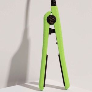 PYT Neon Green Ceramic Mini Styling Iron Tool